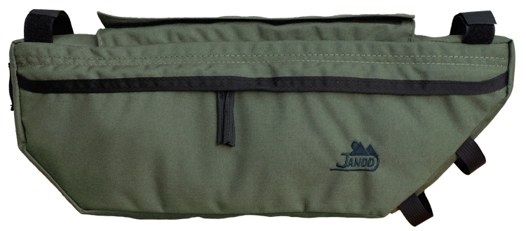 Bike Frame Bag Large Avocado