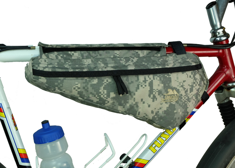 frame pack camo frame bag