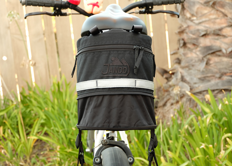 Mtn Wedge III Expanded Rear View
