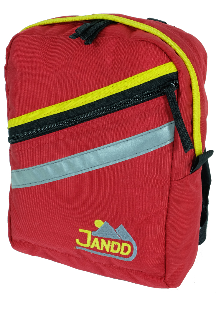 Small Kids Bag Red