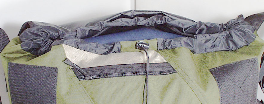 Main Compartment Storm Sleeve - Andrew Messenger Bag
