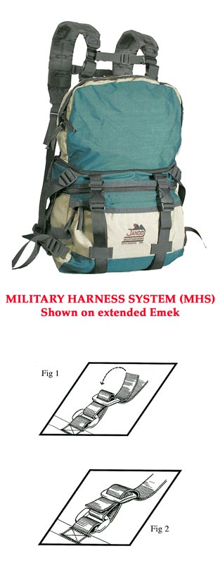 Military Harness System