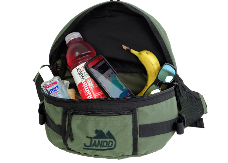 Main Fanny PackCompartment