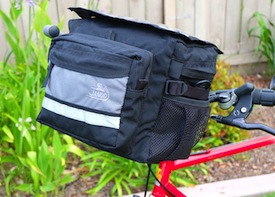 Touring Handle Bar Pack II - Guide