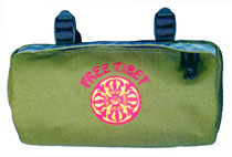 Bike Cruiser Bag - Free Tibet