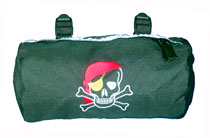 Bike Cruiser Bag - Pirate