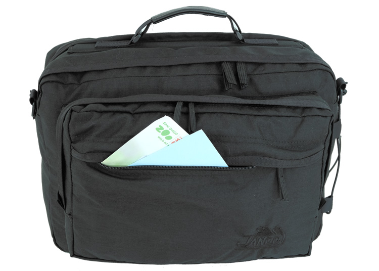 Click to see larger image - Commuter Briefcase Pannier