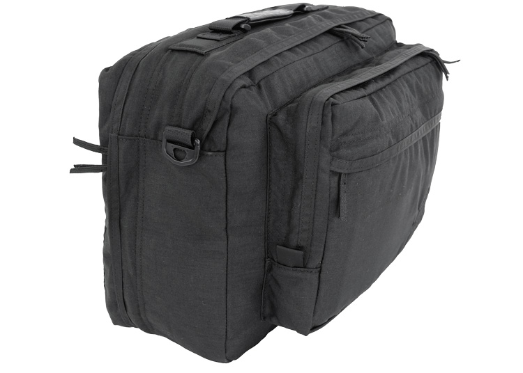 Bike Pannier Side View