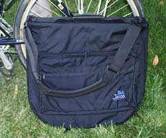 Commuter Garment Bag Pannier