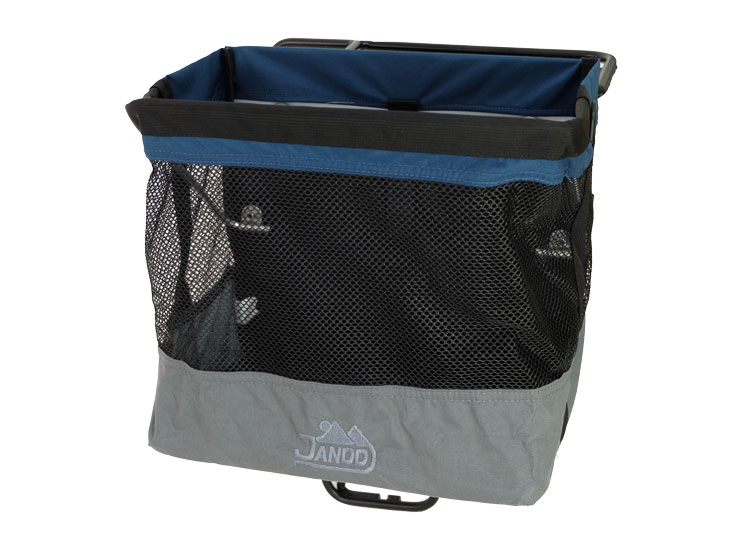 Grocery Bag Pannier Navy