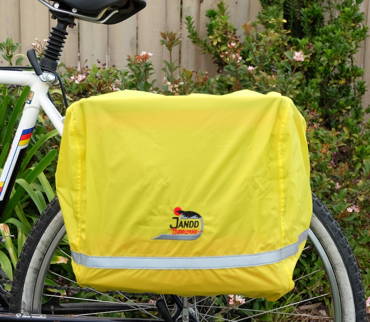 Grocery Pannier Rain Cover