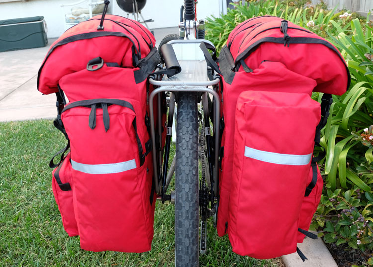 Mtn Expedition Pannier Back