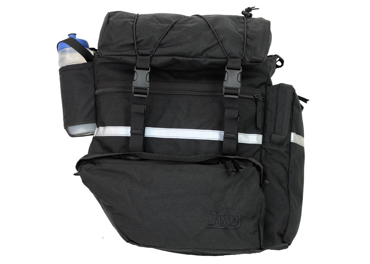 Mtn Expedition Pannier Left Side