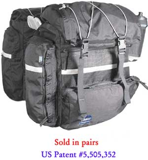 Mountain Expedition Pannier