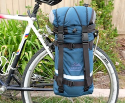 Mountain Pannier - Color Issue