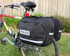 Police Pannier