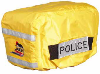 Police Gear Rain Cover