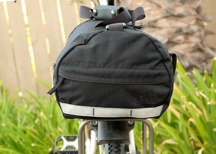 Duffle Rack Pack Rear View 2
