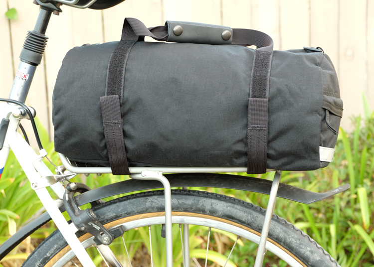 Duffle Rack Pack Side View