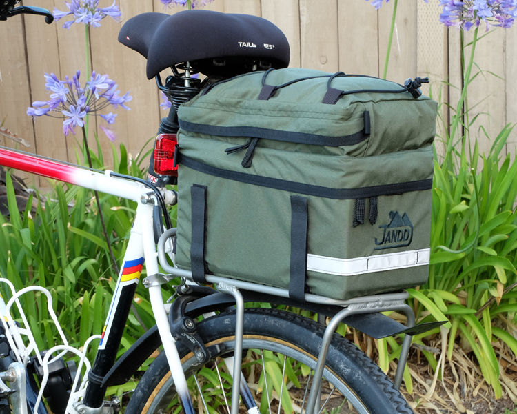 Rear Rack Pack