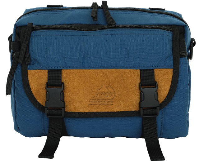 Travel Pack Navy Front