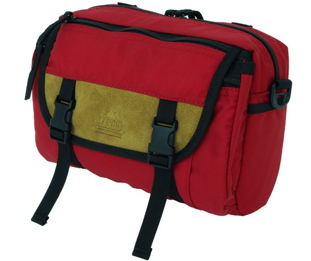 Adventure Traveler Red
