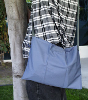Feed or Musette Bag