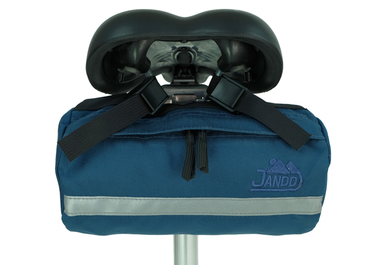 Bike Bag Navy Blue