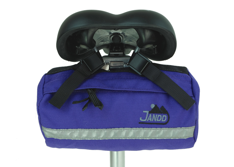 Bike Bag Purple