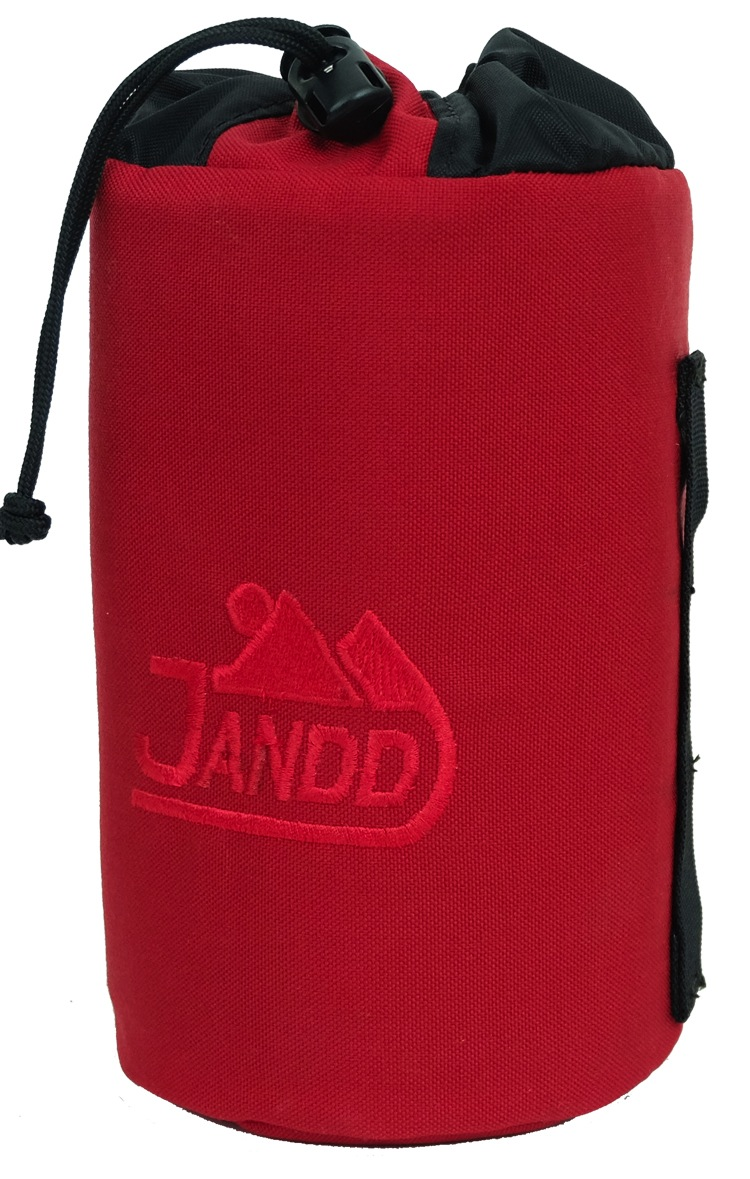 Bicycle Feed Bag Red