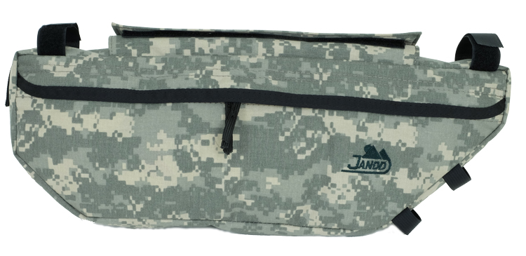 Camo Large Frame Pack