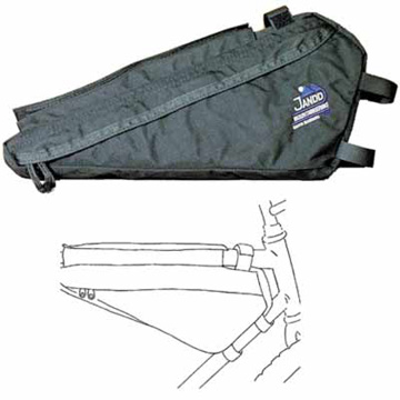 Frame Pack, Black Jaguar Second