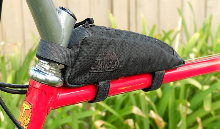 Front Side View Stem Bag Pro Angle