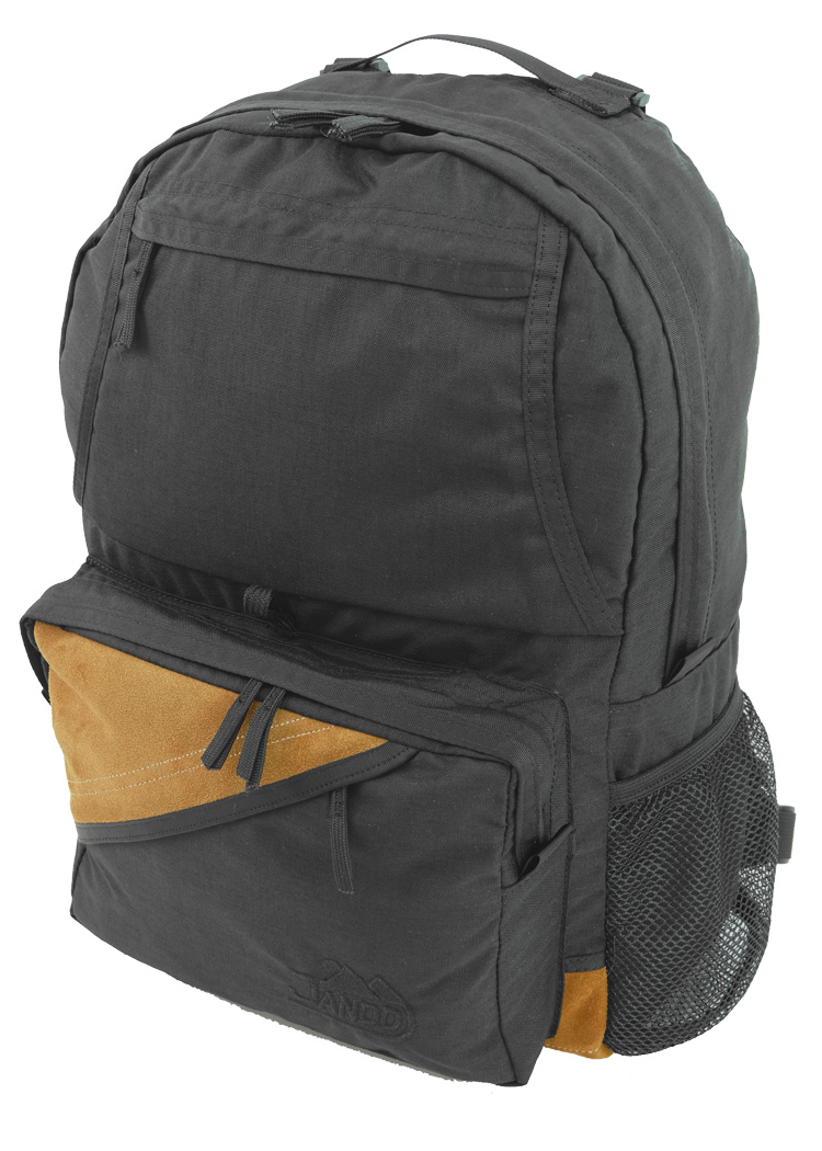 Admon Bookpack Suede Accent and Bottom