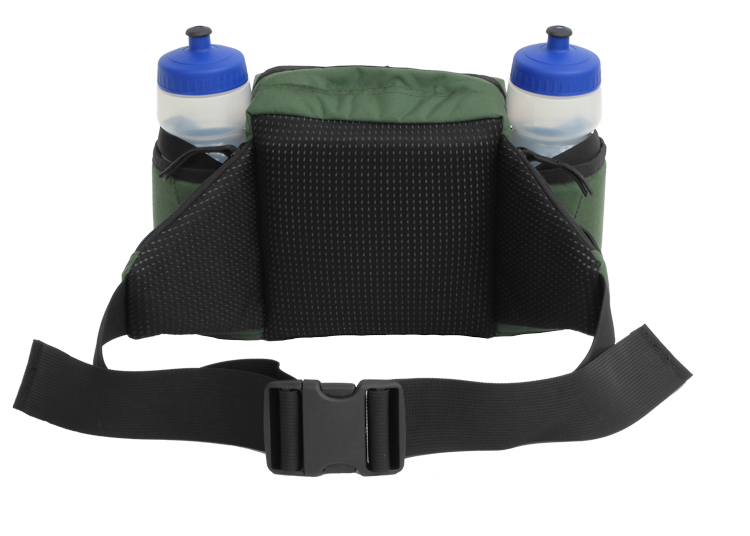 Water Bottle Waist Pack - Back View