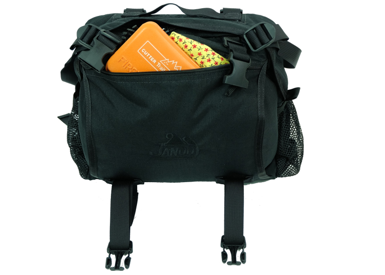 Front Pocket Lumbar Hip Pack