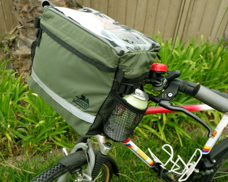 Touring Handle Bar Pack I - Closeout and 2nd