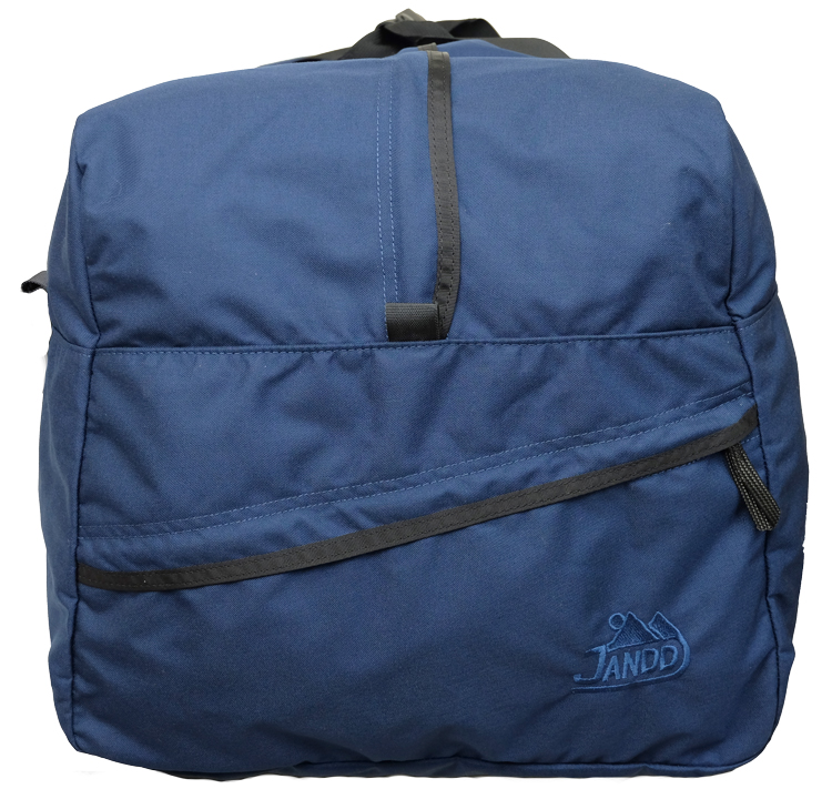 Custom Duffel Navy Blue