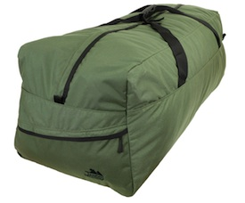 Jumbo Duffel Bag w/Wet Pocket