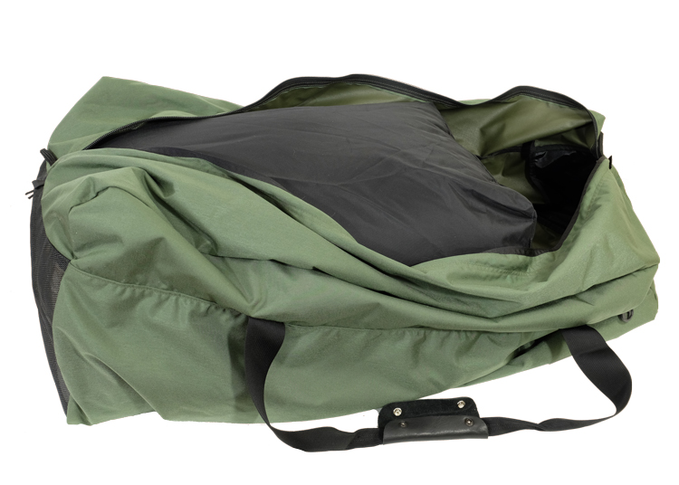 Duffle Bag Wet Pocket Size