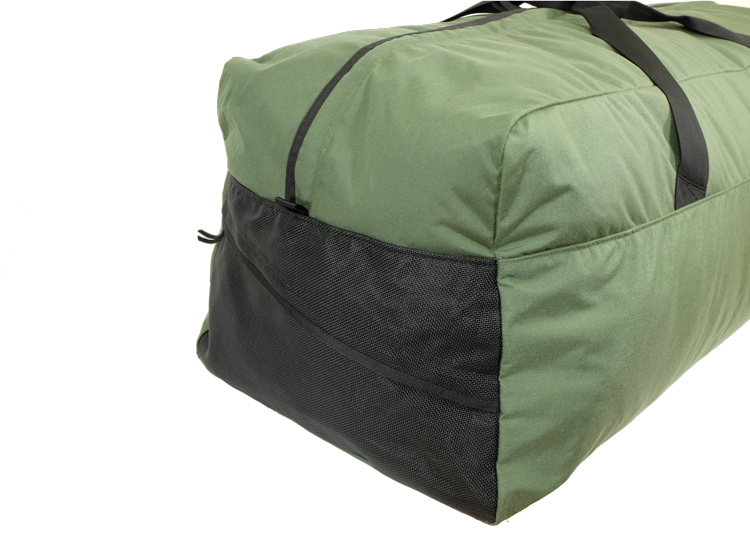 Duffle Bag Wet Pocket