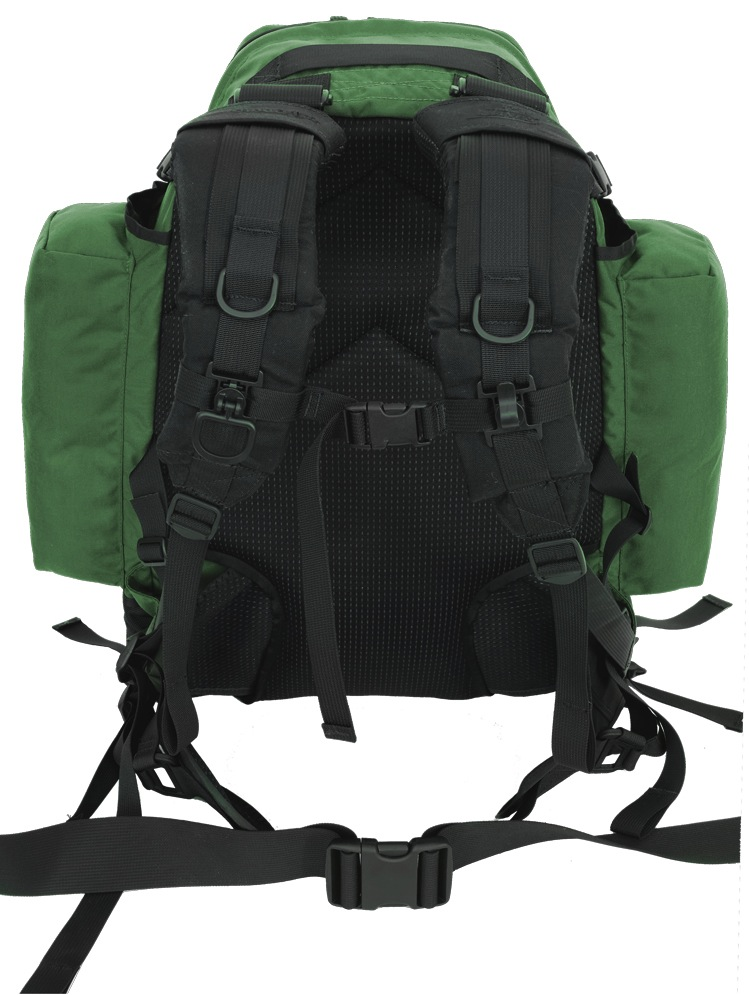 Daypack Back View