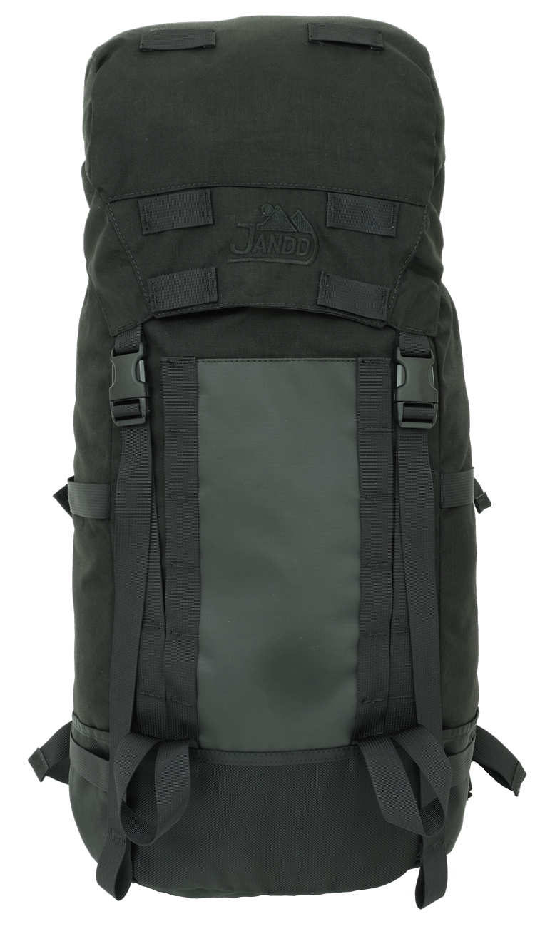 Front View Alpine Pack