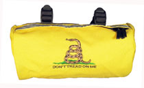 Bike Cruiser Bag - Dont Tread On Me