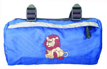 Bike Cruiser Bag - Blue Lion