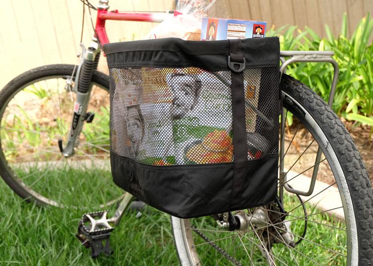Grocery Bag Pannier