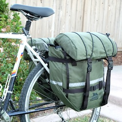Large Mountain Pannier - Color Issue