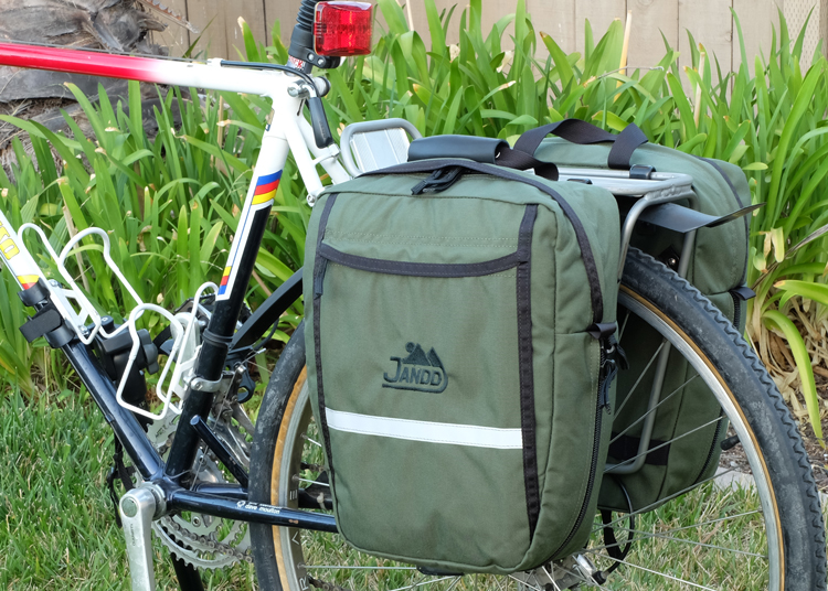 Mini Mountain Pannier - 2nds and Closeouts