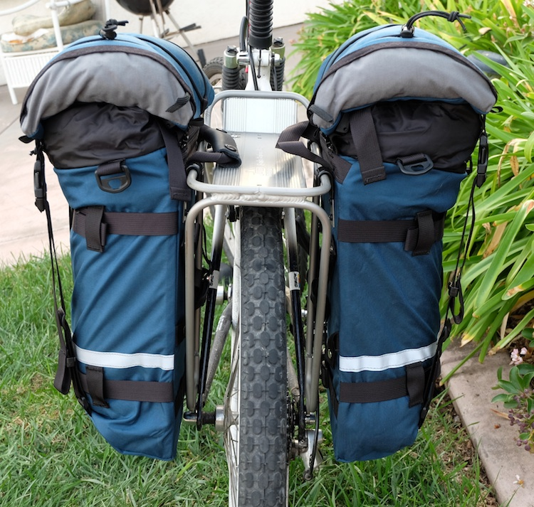 Mountain Pannier Back Expand