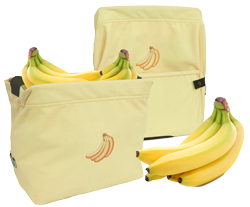 Shop Hopper Pannier - Banana Limited Addition